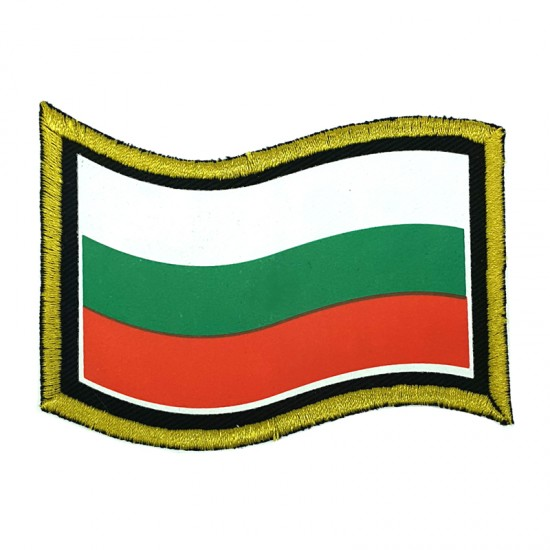 Нашивка с българското знаме