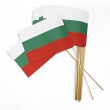 Хартиени знаменца 13,5х10 см./25 бр.