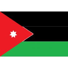Знаме на Йордания