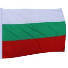 Знаме на България с джоб 40х60 см
