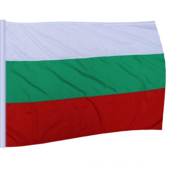 Българско знаме с джоб