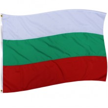 Знаме на България с джоб 215х129 см.