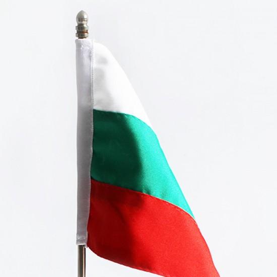 Флагче на България + стойка